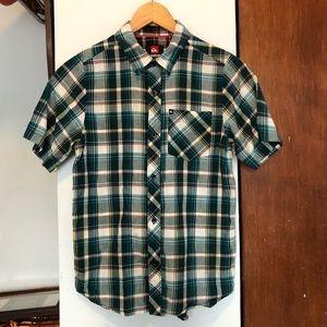 Quicksilver Boys Button down Shirt